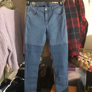 H&M Divided Regular Waist Skinny Jean